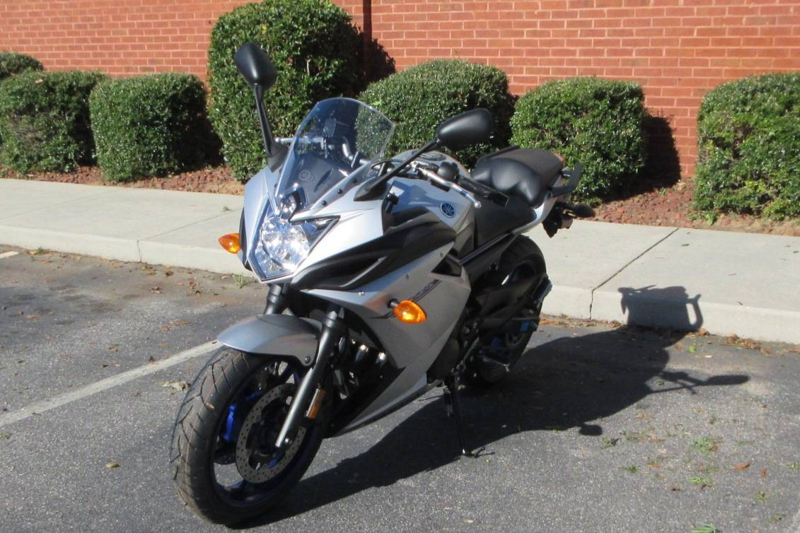 2017 Yamaha FZ6R in Sumter, South Carolina