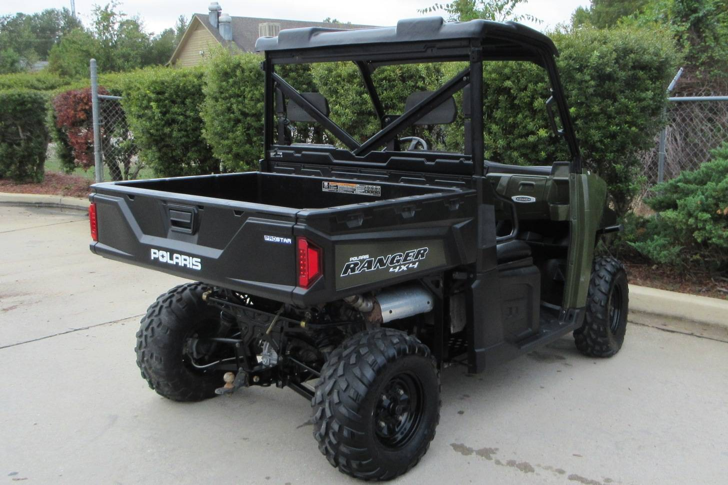 2015 Polaris Ranger®570 Full Size in Sumter, South Carolina