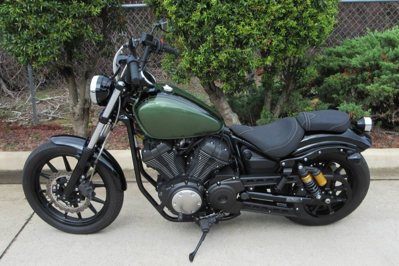 2014 Yamaha Bolt™ R-Spec in Sumter, South Carolina