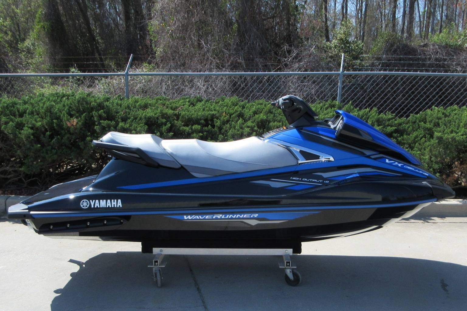 2018 Yamaha VX Deluxe in Sumter, South Carolina