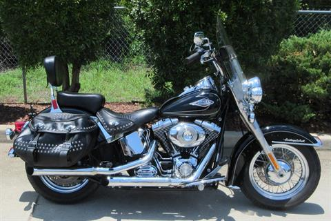 2009 Harley-Davidson FLSTC Heritage Softail® Classic in Sumter, South Carolina