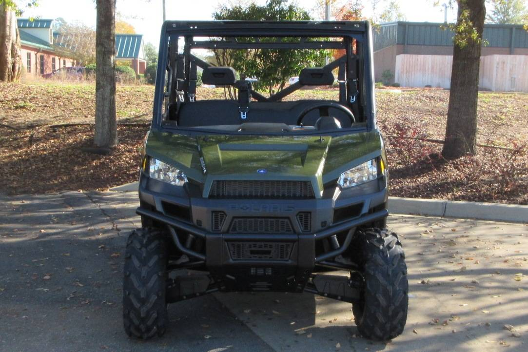 2017 Polaris Ranger Crew XP 900 in Sumter, South Carolina