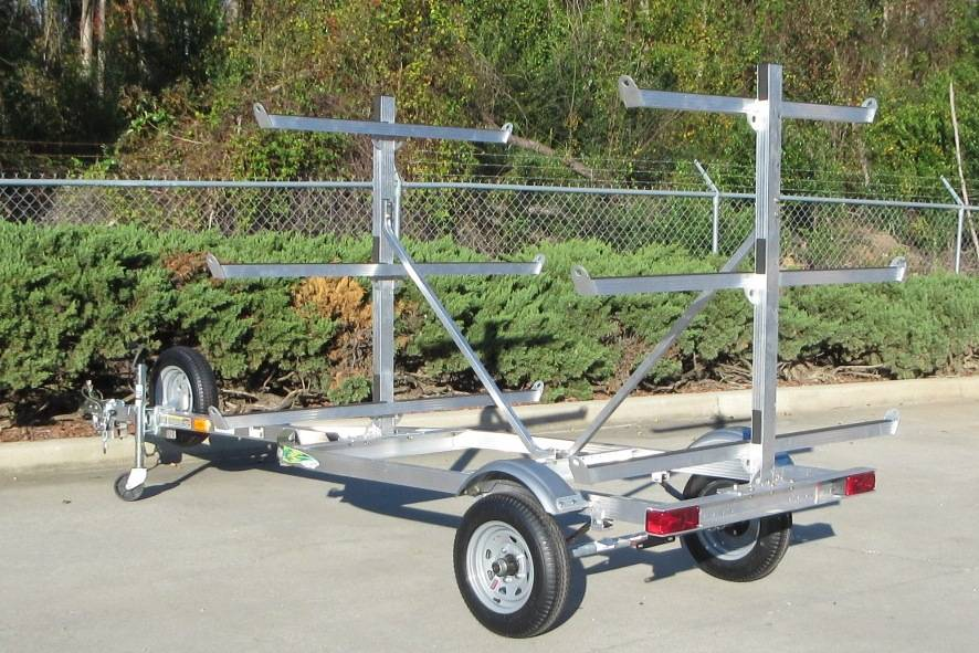 2015 Triton Trailers LXT-LK6 in Sumter, South Carolina