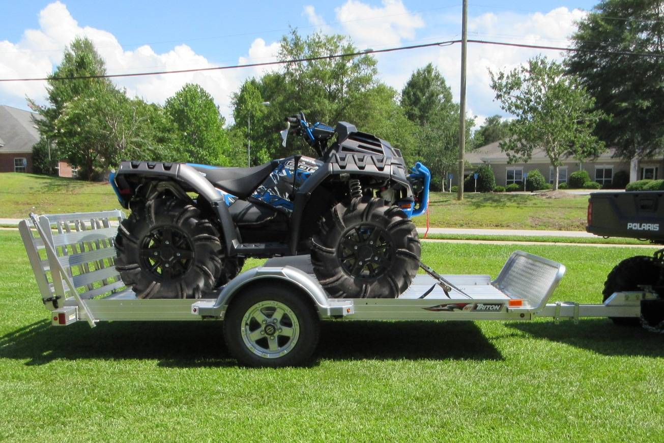 New 2017 Triton Trailers Aut1064 Utility In Sumter Sc N Trailer Wiring Harness South Carolina