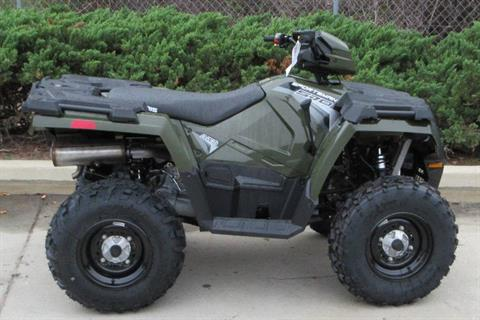 2018 Polaris Sportsman 570 in Sumter, South Carolina