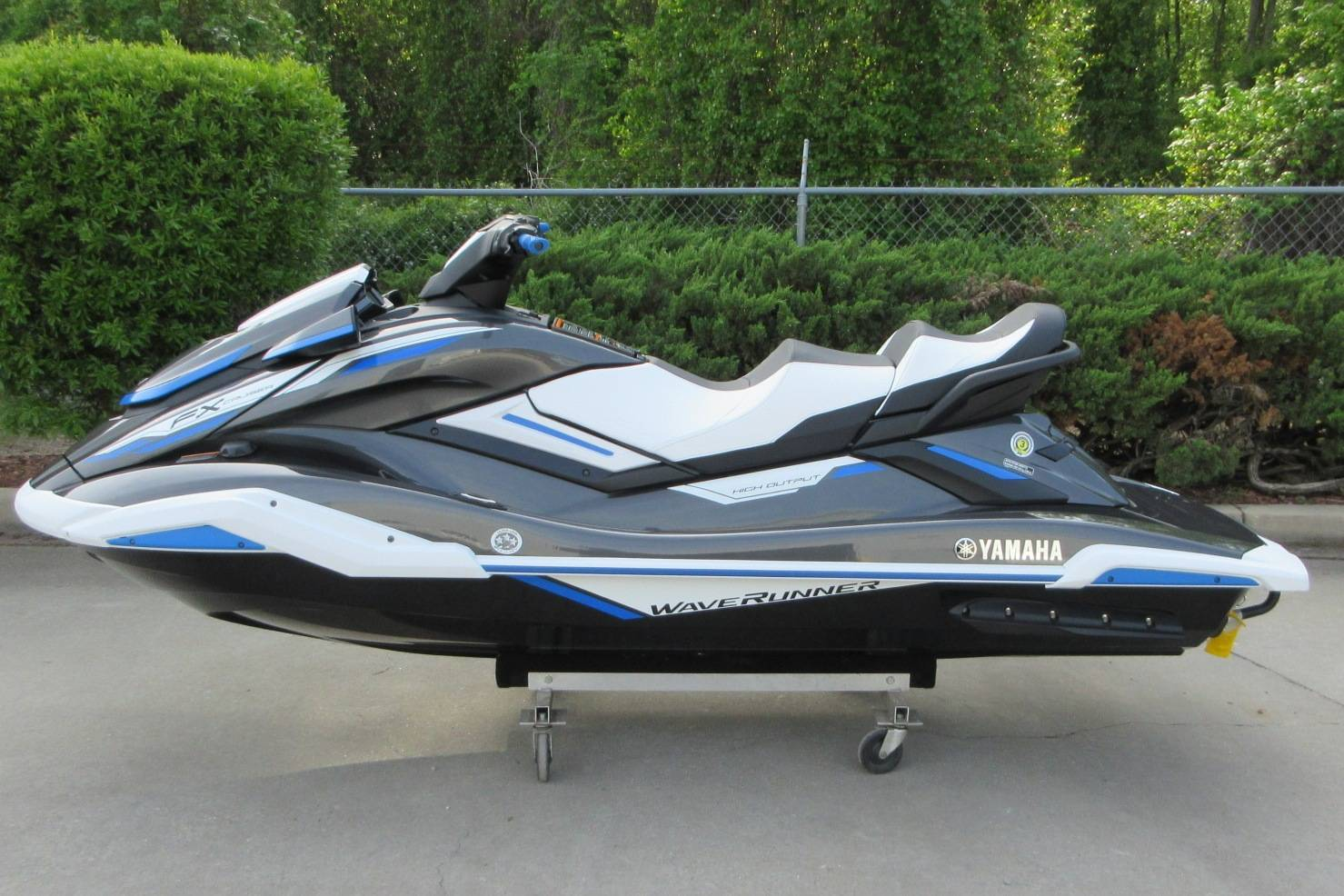 2019 Yamaha FX Cruiser HO in Sumter, South Carolina - Photo 2