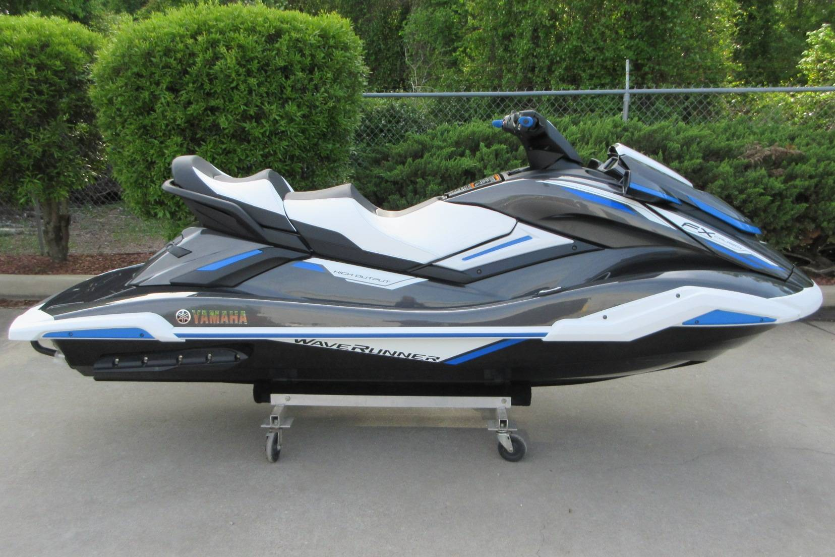 2019 Yamaha FX Cruiser HO in Sumter, South Carolina - Photo 1
