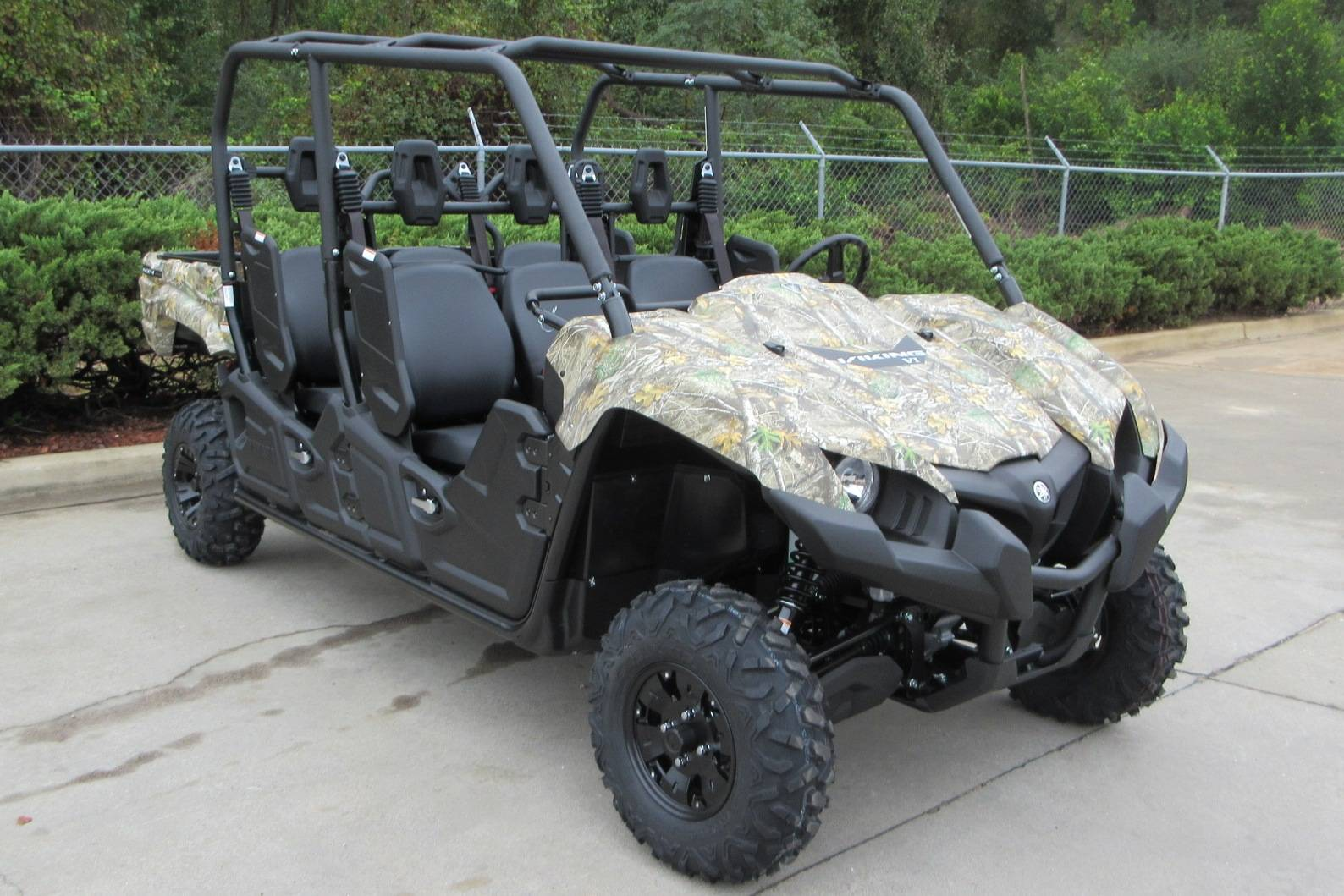 2019 Yamaha Viking VI EPS in Sumter, South Carolina