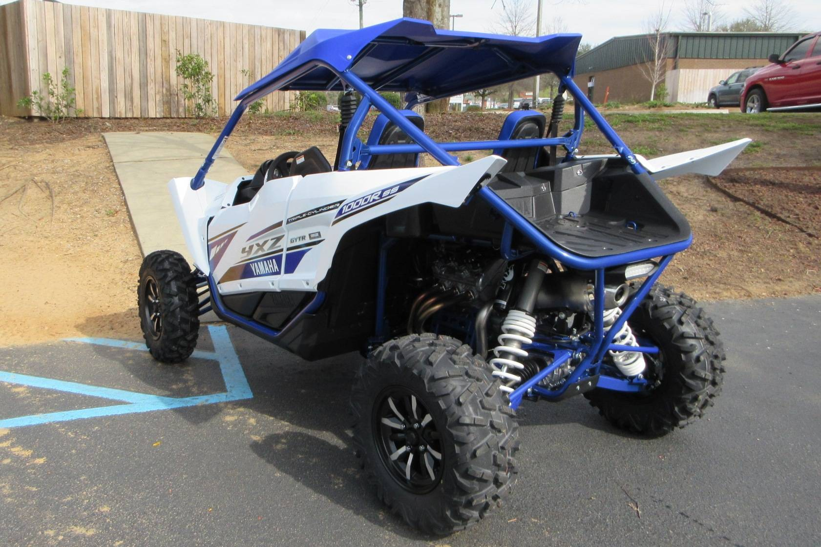 2017 Yamaha YXZ1000R SS in Sumter, South Carolina