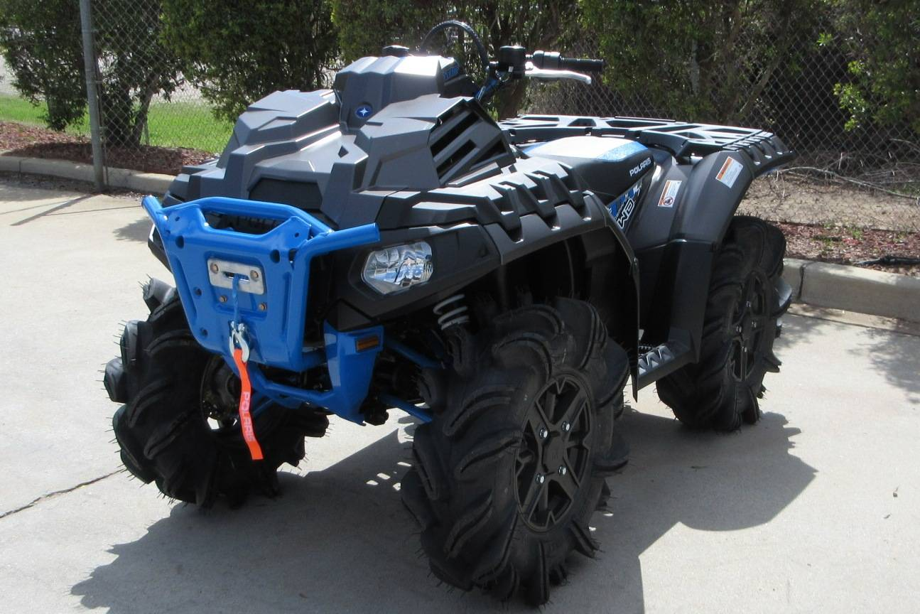 2017 Polaris Sportsman XP 1000 High Lifter Edition in Sumter, South Carolina