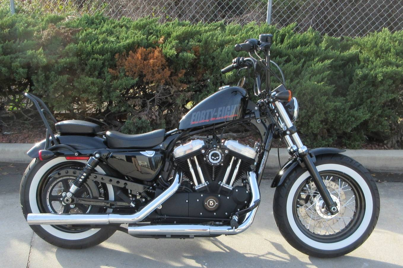 2014 Harley-Davidson Sportster® Forty-Eight® in Sumter, South Carolina - Photo 1