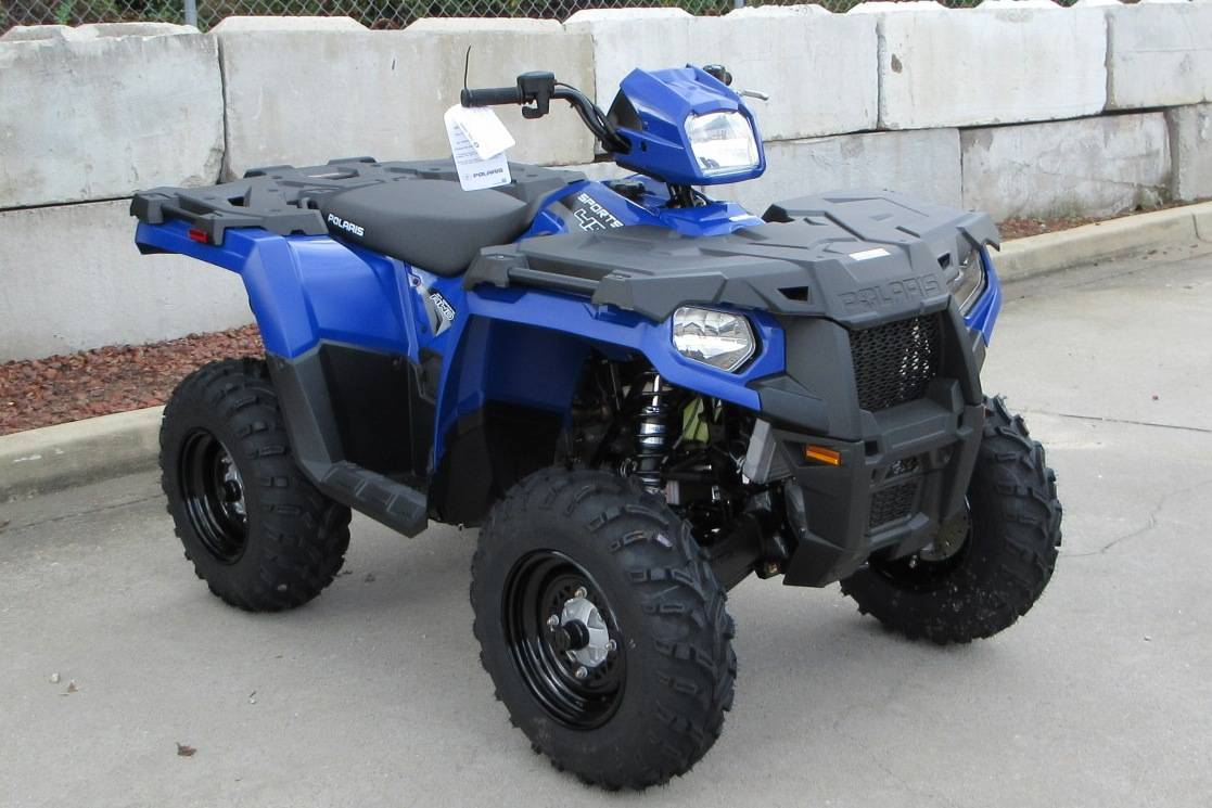 2020 Polaris Sportsman 450 H.O. in Sumter, South Carolina - Photo 3