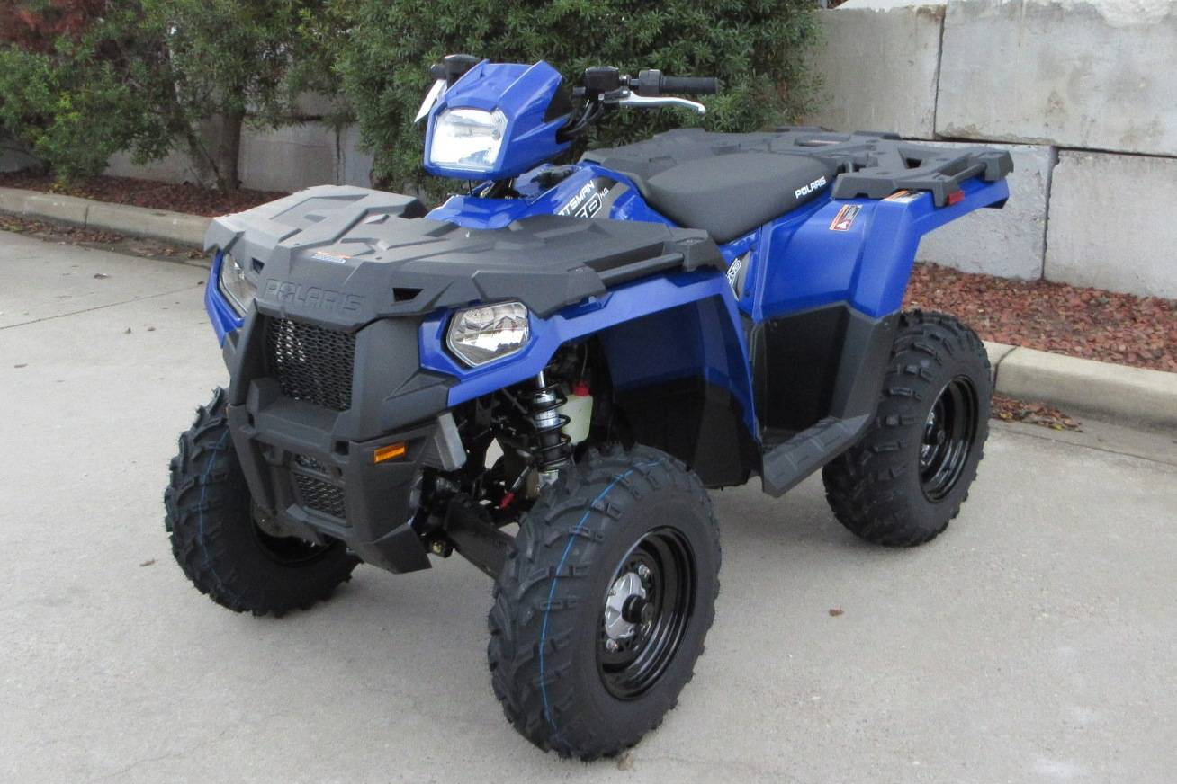 2020 Polaris Sportsman 450 H.O. in Sumter, South Carolina - Photo 5