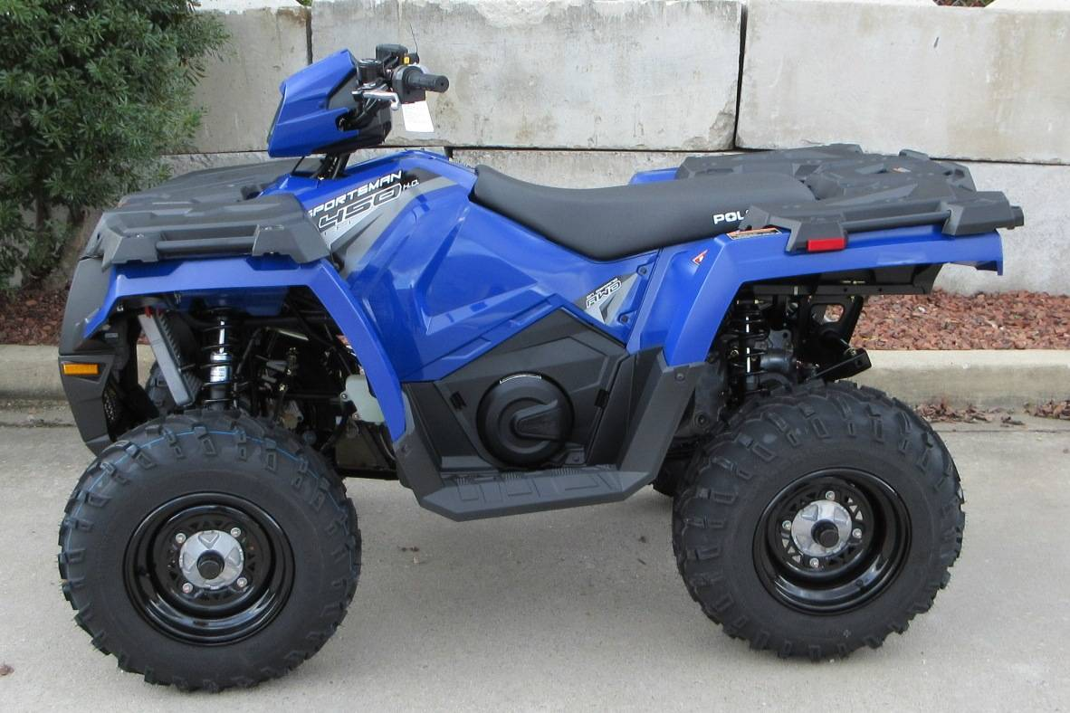 2020 Polaris Sportsman 450 H.O. in Sumter, South Carolina - Photo 2