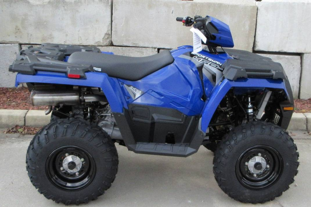 2020 Polaris Sportsman 450 H.O. in Sumter, South Carolina - Photo 1