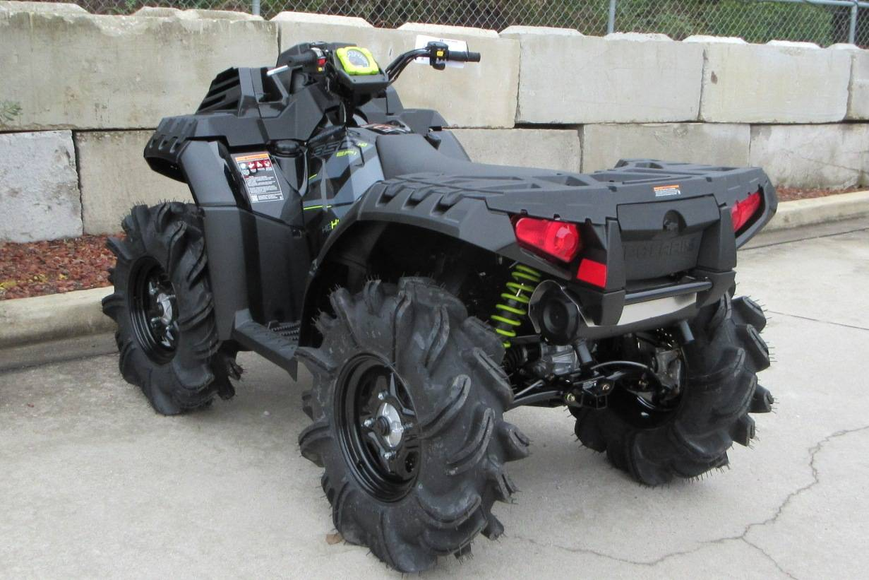 2020 Polaris Sportsman 850 High Lifter Edition in Sumter, South Carolina - Photo 6