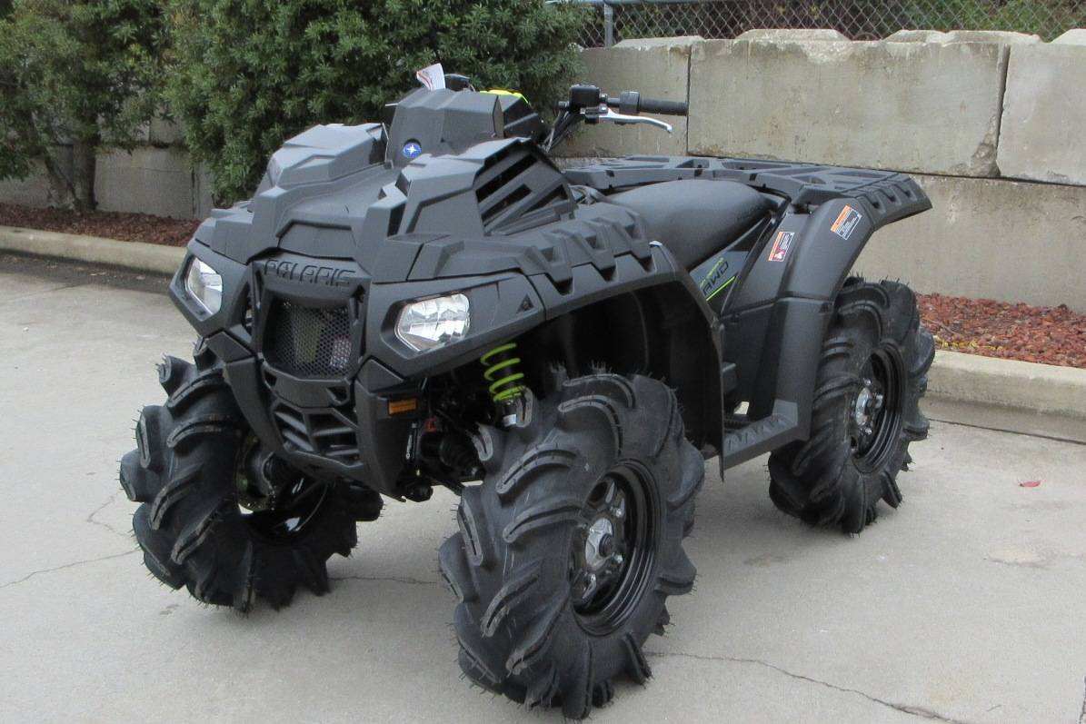 2020 Polaris Sportsman 850 High Lifter Edition in Sumter, South Carolina - Photo 3
