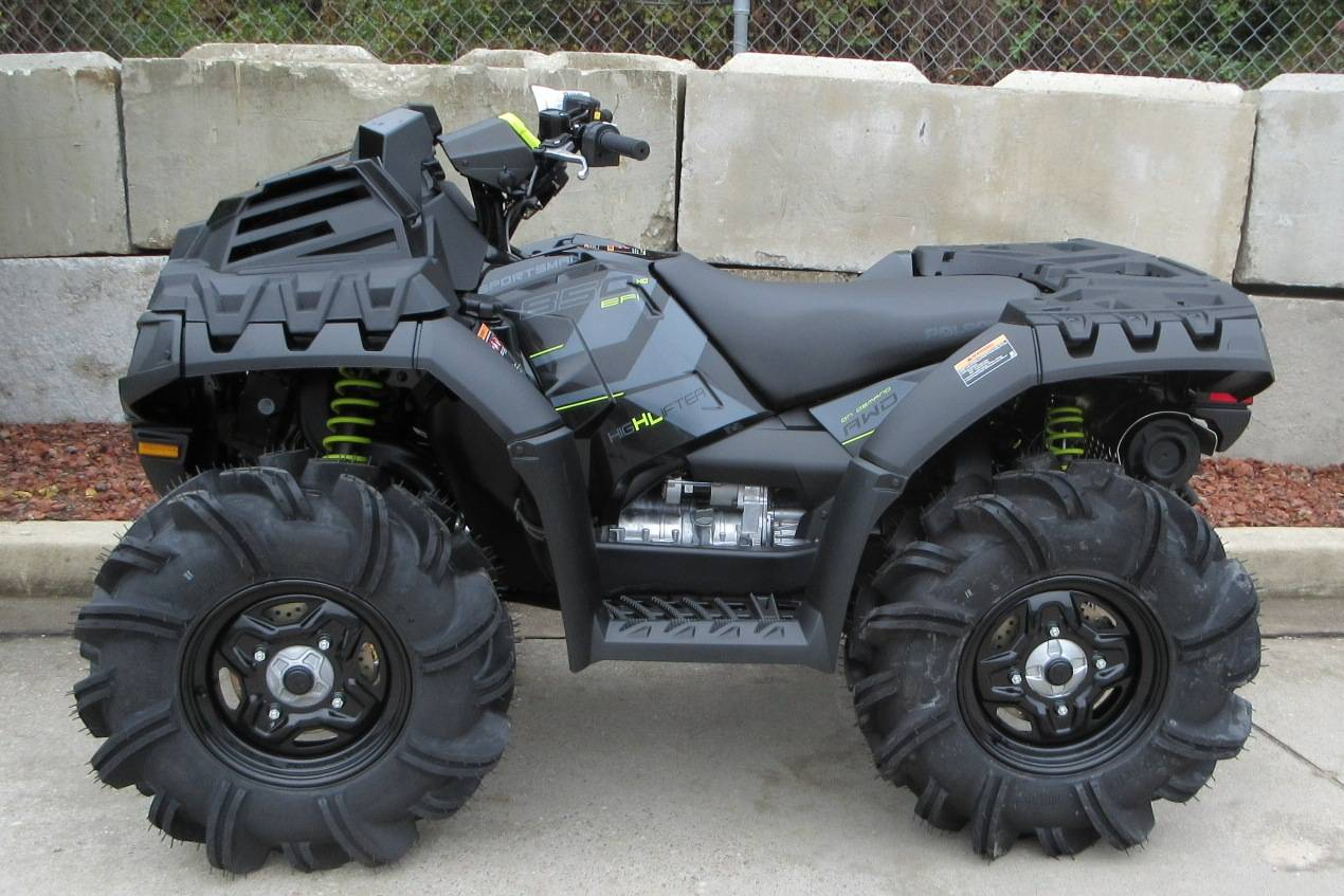 2020 Polaris Sportsman 850 High Lifter Edition in Sumter, South Carolina - Photo 2