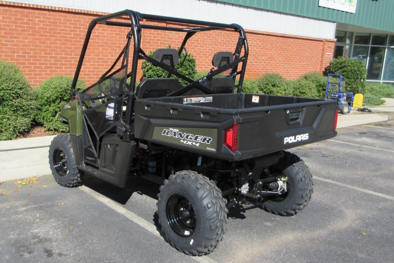 2017 Polaris Ranger 570 Full Size in Sumter, South Carolina