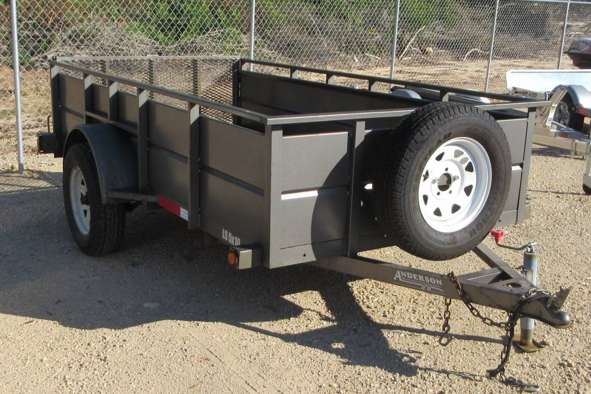 2008 Anderson Trailers 5' x 10' in Sumter, South Carolina