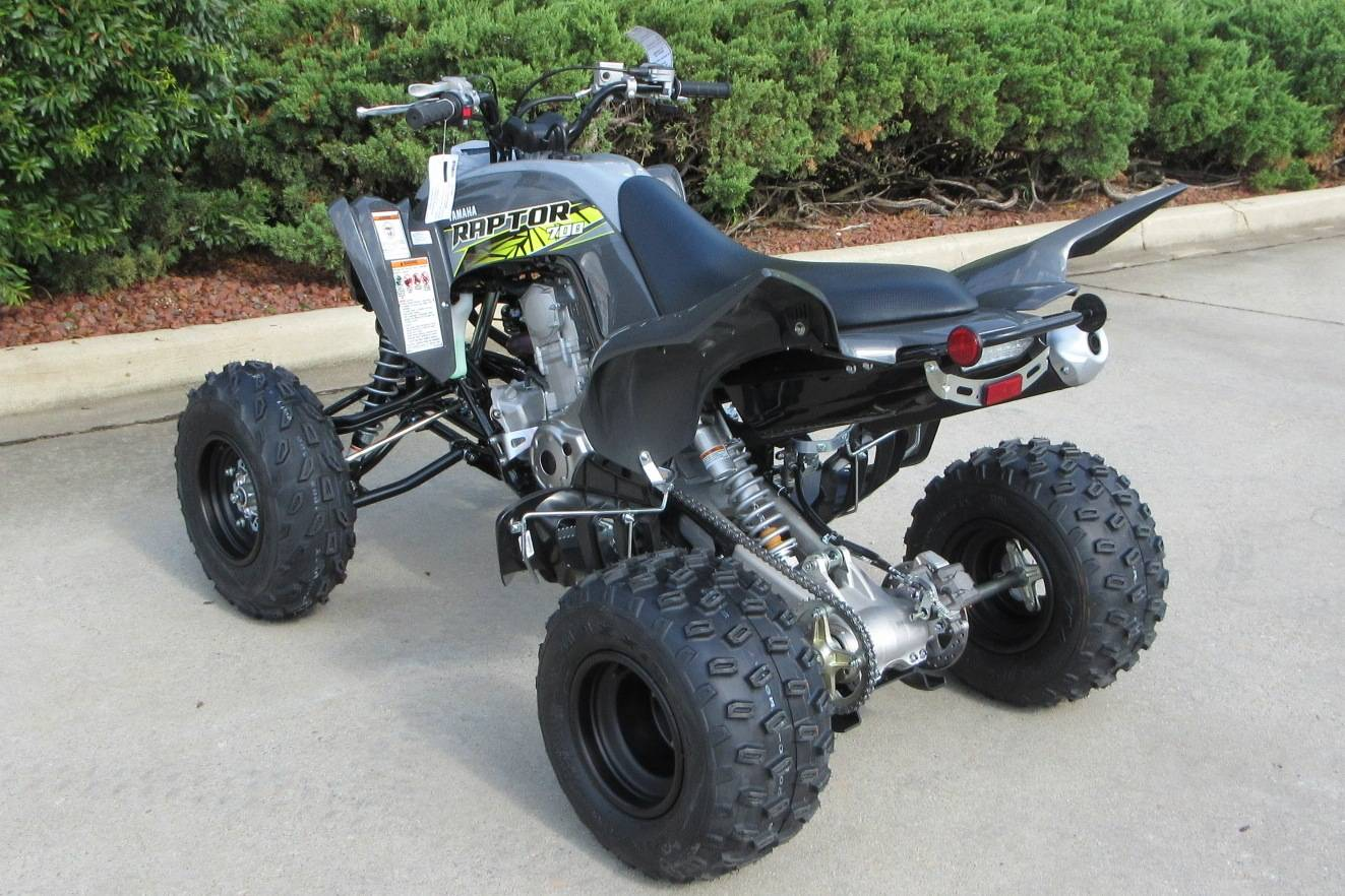 2019 Yamaha Raptor 700 in Sumter, South Carolina - Photo 8