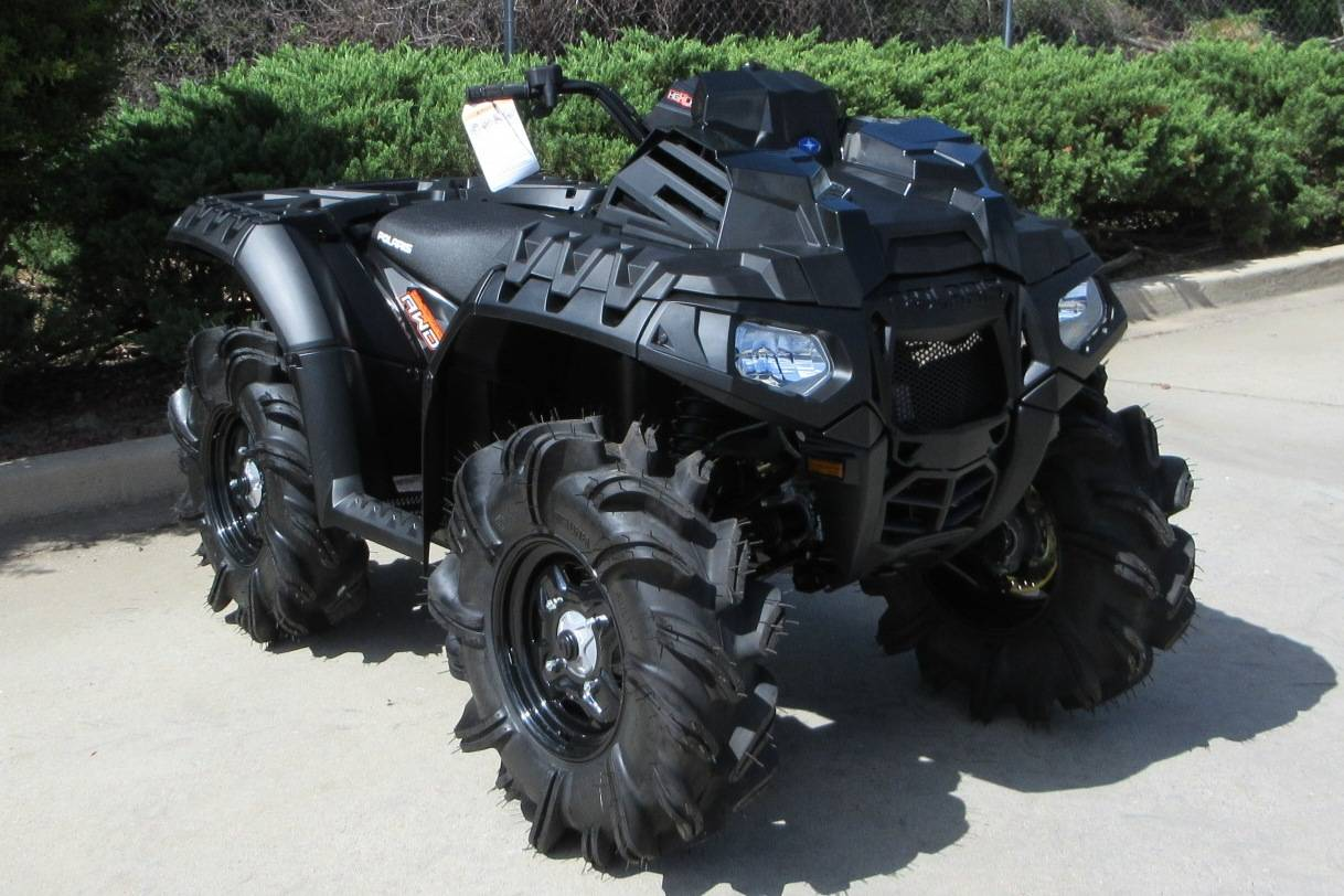 2018 Polaris Sportsman 850 High Lifter Edition in Sumter, South Carolina