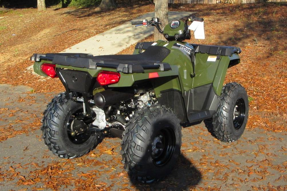 2017 Polaris Sportsman 570 EPS in Sumter, South Carolina