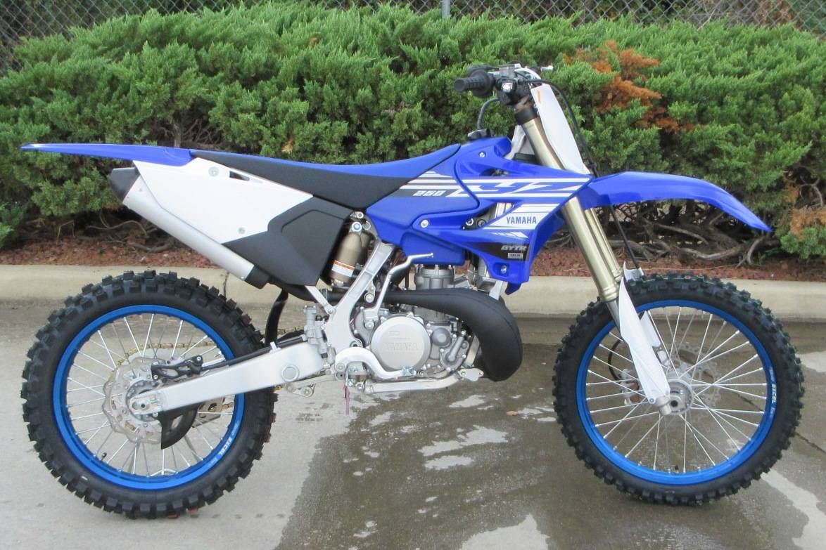 2019 Yamaha YZ250 in Sumter, South Carolina