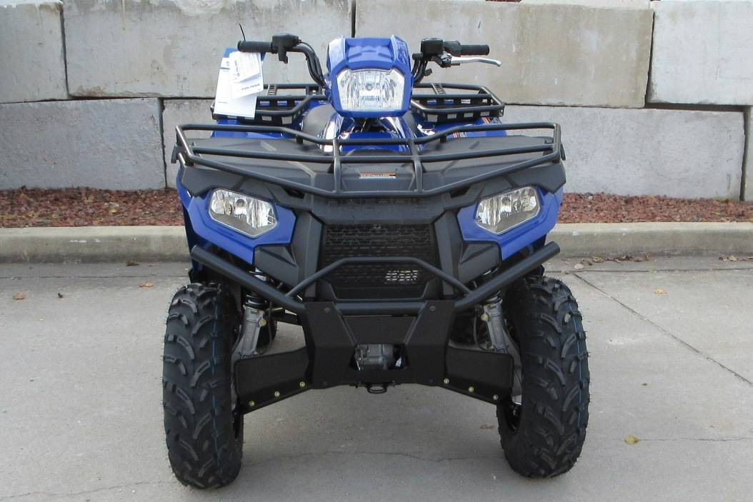 2020 Polaris Sportsman 450 H.O. Utility Package in Sumter, South Carolina - Photo 4