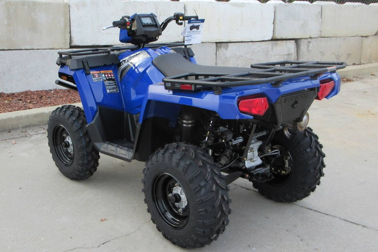 2020 Polaris Sportsman 450 H.O. Utility Package in Sumter, South Carolina - Photo 6