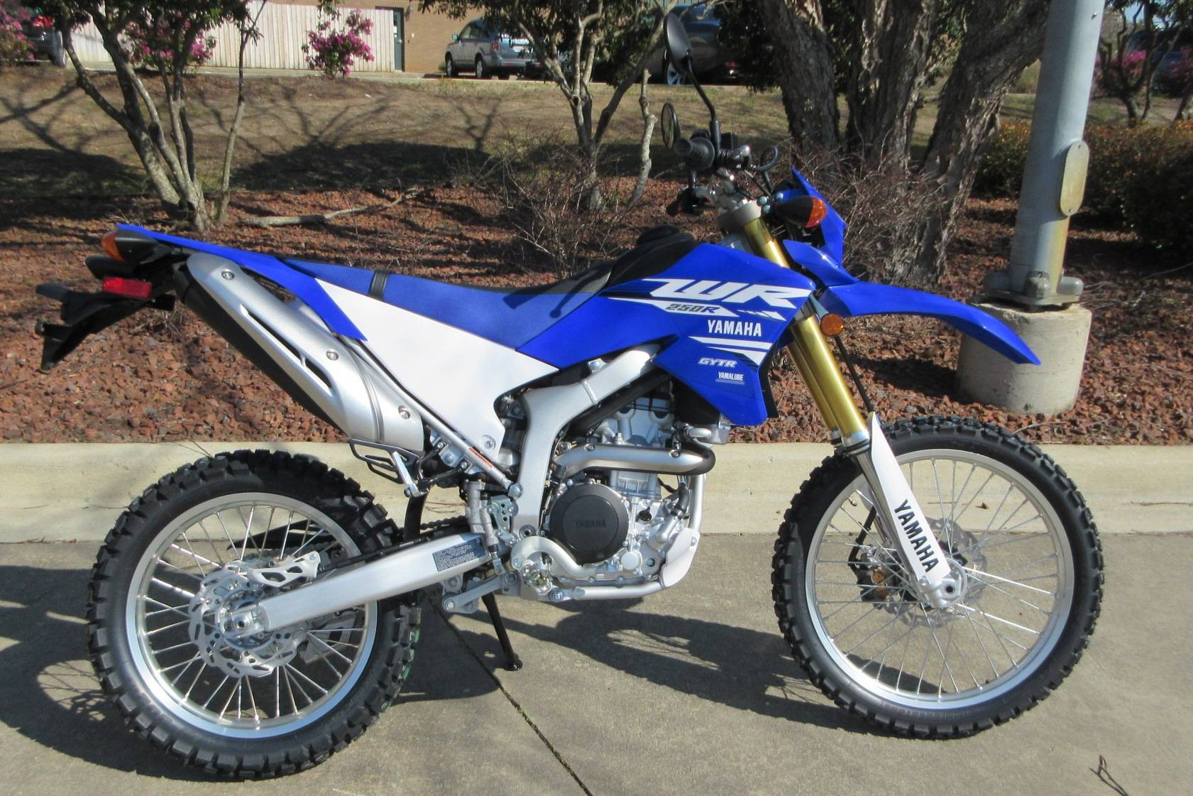 2018 Yamaha WR250R in Sumter, South Carolina