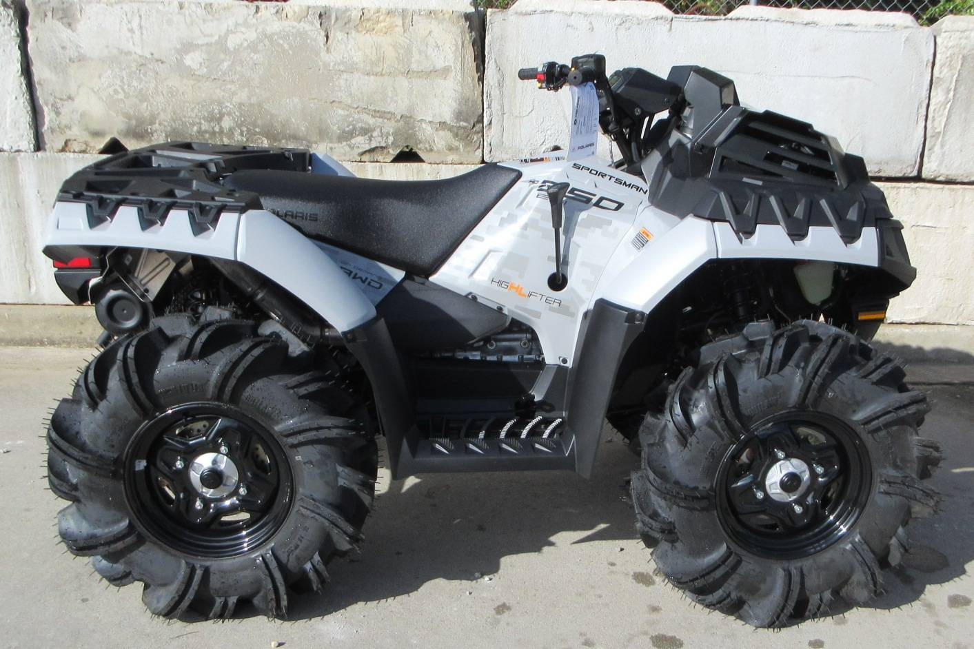 2021 Polaris Sportsman 850 High Lifter Edition in Sumter, South Carolina - Photo 1