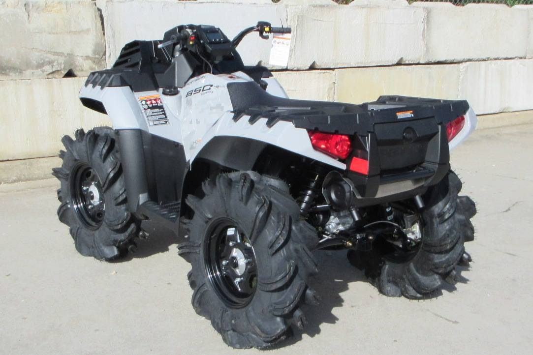 2021 Polaris Sportsman 850 High Lifter Edition in Sumter, South Carolina - Photo 6