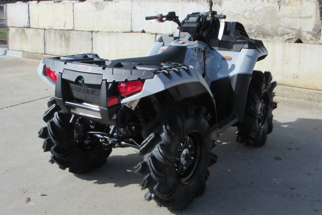 2021 Polaris Sportsman 850 High Lifter Edition in Sumter, South Carolina - Photo 8