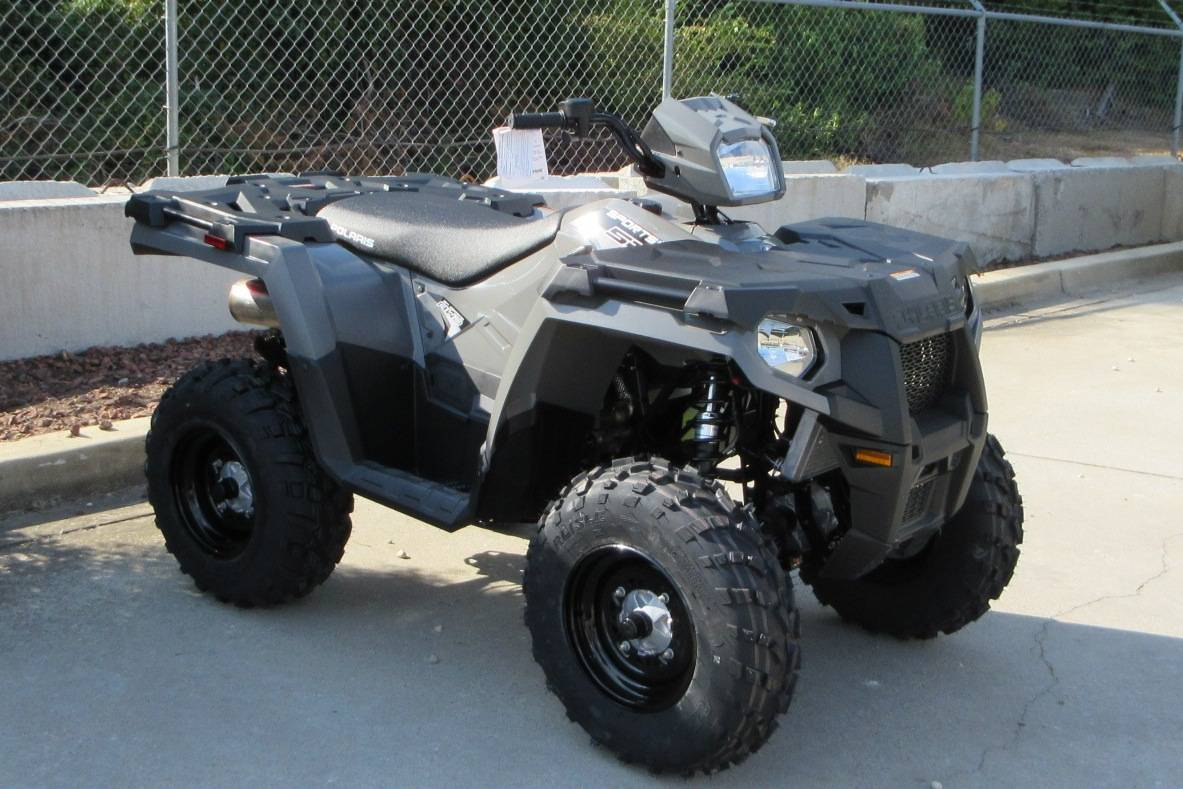 2020 Polaris Sportsman 570 in Sumter, South Carolina - Photo 3