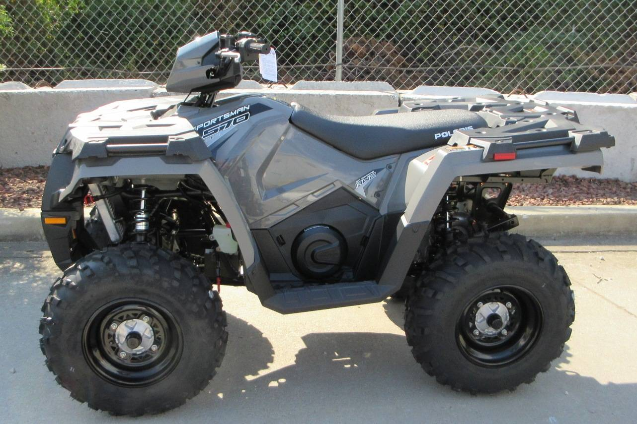 2020 Polaris Sportsman 570 in Sumter, South Carolina - Photo 2