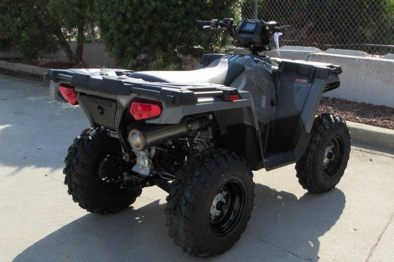 2020 Polaris Sportsman 570 in Sumter, South Carolina - Photo 8