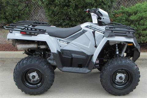 2019 Polaris Sportsman 450 H.O. Utility Edition in Sumter, South Carolina