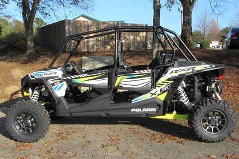 2017 Polaris RZR XP 4 1000 EPS in Sumter, South Carolina