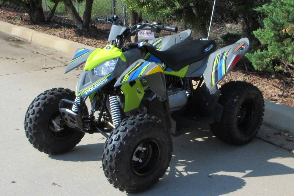 2018 Polaris Outlaw 110 in Sumter, South Carolina