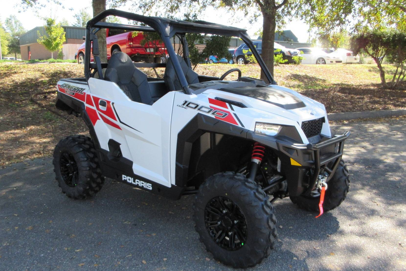 2017 Polaris General 1000 EPS in Sumter, South Carolina