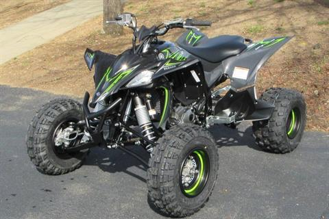 2017 Yamaha YFZ450R SE in Sumter, South Carolina