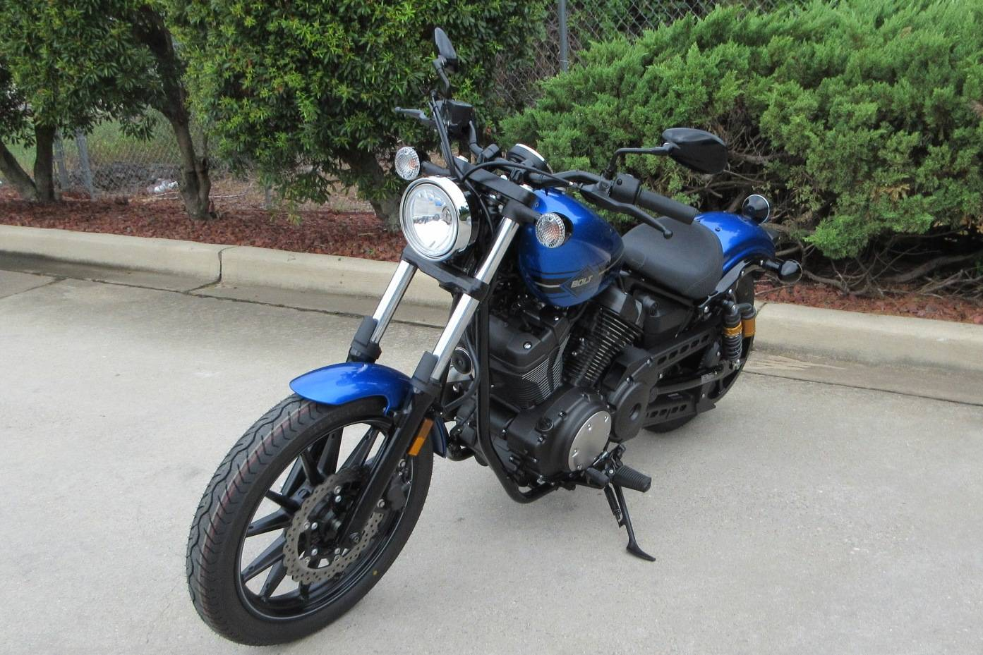 2018 Yamaha Bolt R-Spec in Sumter, South Carolina