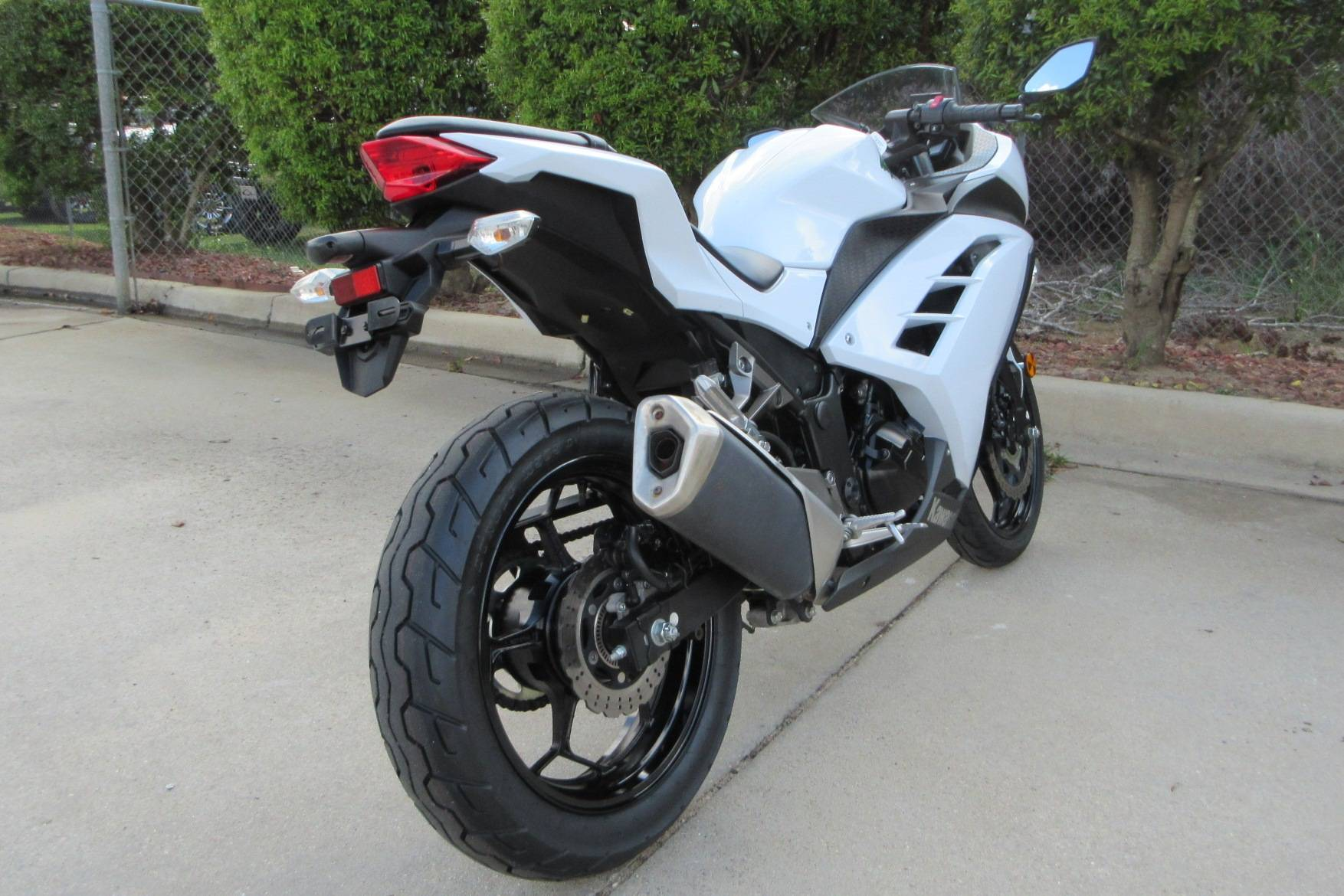 2015 Kawasaki Ninja® 300 ABS in Sumter, South Carolina