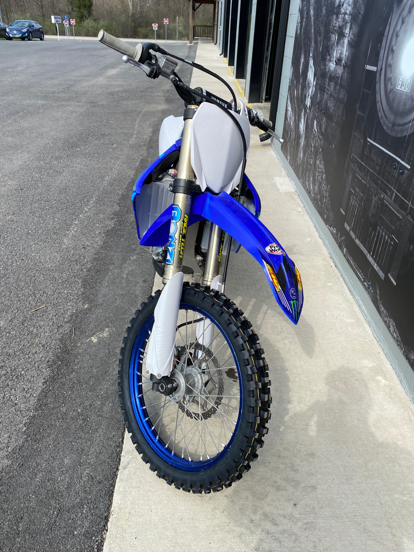 2020 Yamaha YZ450F in Duncansville, Pennsylvania - Photo 2