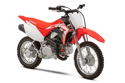 2019 Honda CRF110F in Cedar City, Utah