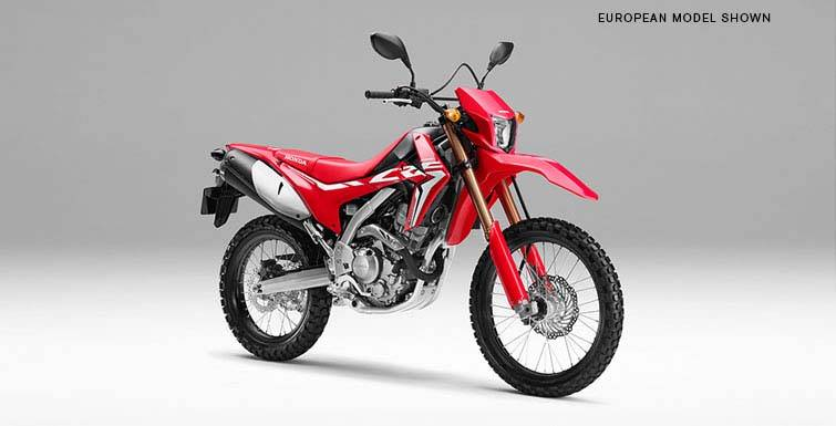 2019 Honda CRF250L in Cedar City, Utah
