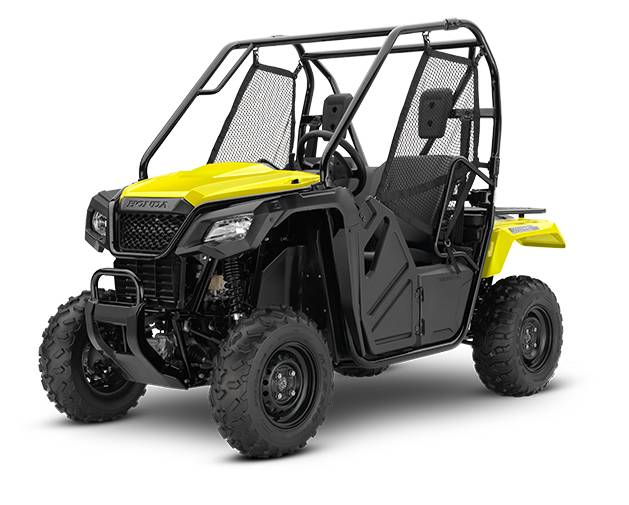 2019 Honda PIONEER 500 in Cedar City, Utah