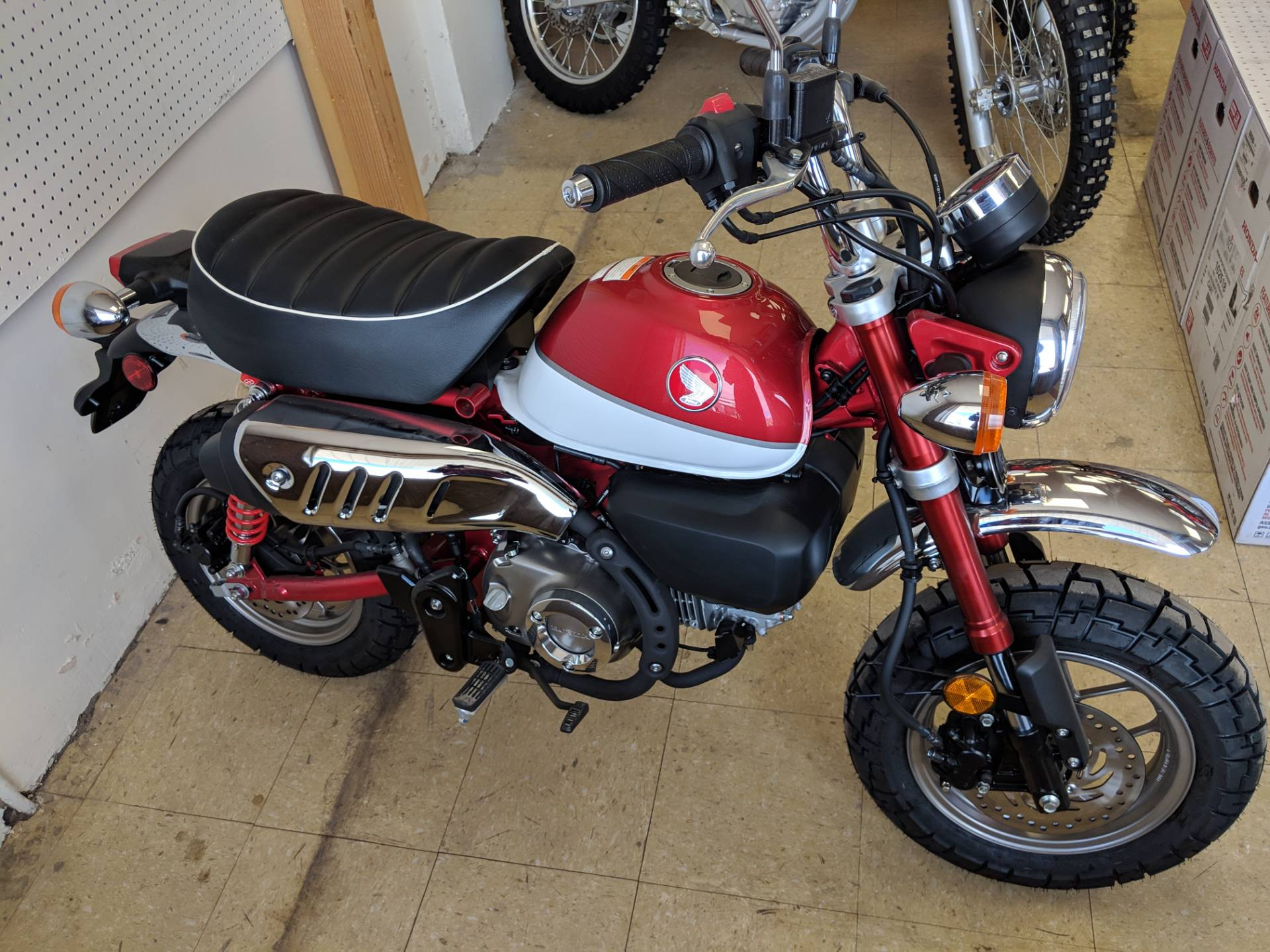 2019 Honda MONKEY125 1