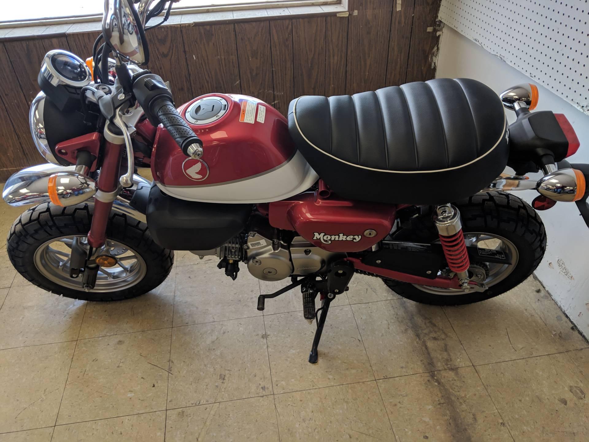 2019 Honda MONKEY125 2